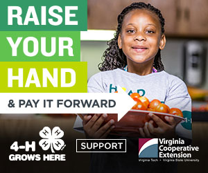4-H Raise Your Hand & Pay it Forward