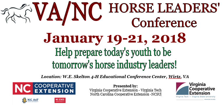 VA NC Horse Leaders Conference