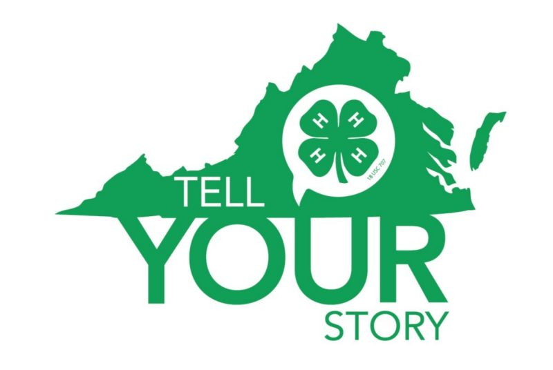 Virginia State 4-H Congress Logo
