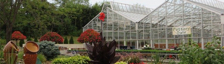 Greenhouse Nursery and Landscape header image