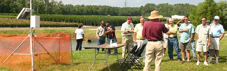 Irrigation Pathogens and Water Quality
