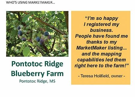 Pontotoc Ridge Blueberry Farm
