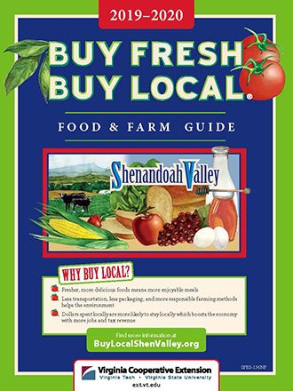 Shenandoah Valley Buy Fresh, Buy Local Food Directory
