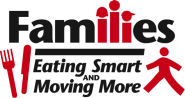 Eating smart and moving more logo